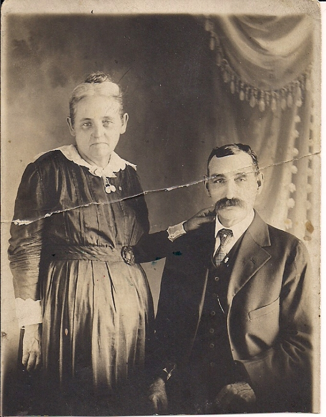 Evelyn Great Grandparents