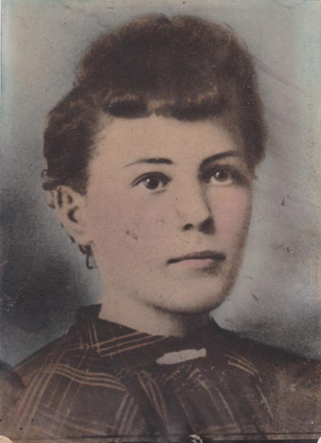 Mary Matilda Matney